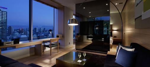 新宿格蘭貝爾飯店 - 東京 - 客廳