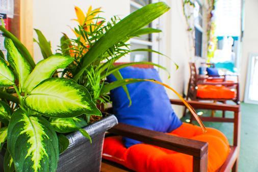 The New Hotel Miami - Miami Beach - Innenhof