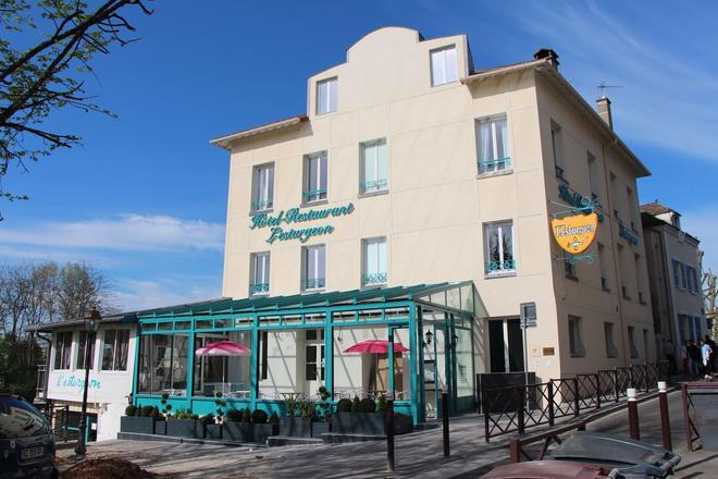 Hotel Restaurant L'Esturgeon - Poissy - Extérieur