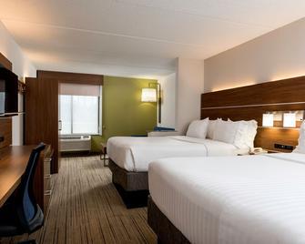 Holiday Inn Express Charlotte Belmont Airport, An Ihg Hotel - Belmont - Bedroom