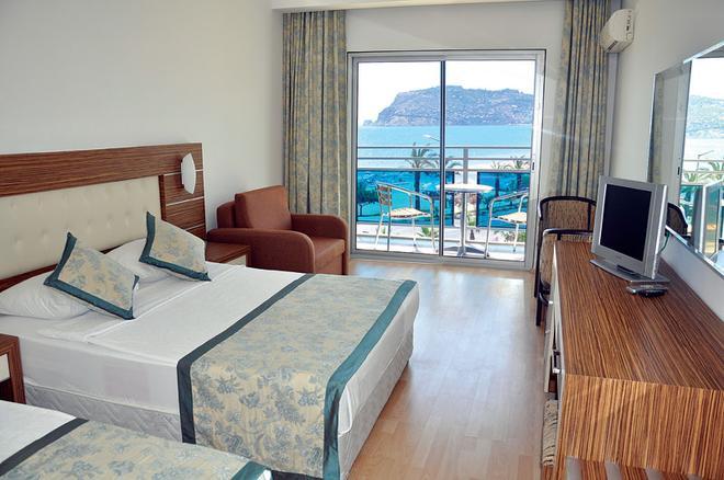 Blue Diamond Alya Hotel - Alanya - Bedroom