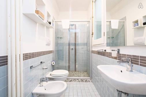 B&B Ai Tintori - Palermo - Phòng tắm
