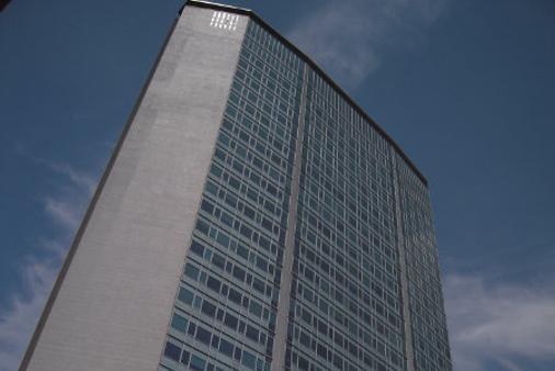 Hotel New York - Milan - Building