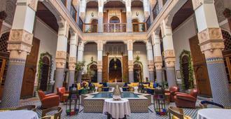 Riad Myra Hotel - פז - פטיו