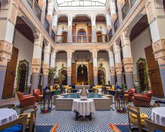Riad Myra Hotel - Fez - Patio