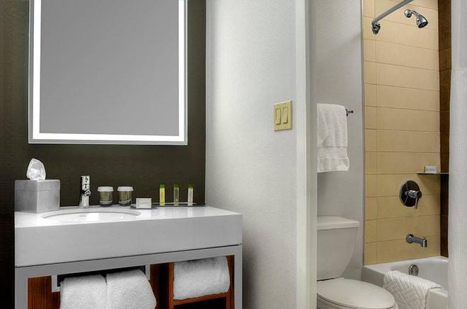 DoubleTree by Hilton Metropolitan - New York City - New York - Kylpyhuone