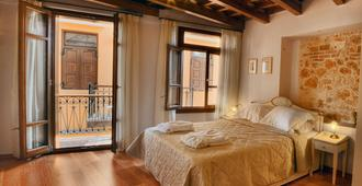 Palazzo Duca - Chania - Bedroom