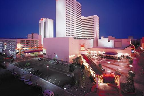 里諾哈拉斯賭場酒店 - 雷諾 - 里諾 - 建築