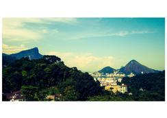 Gavea Tropical Boutique Hotel - Río de Janeiro - Vista del exterior