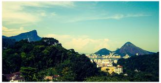 Gavea Tropical Boutique Hotel - Ρίο ντε Τζανέιρο - Θέα στην ύπαιθρο