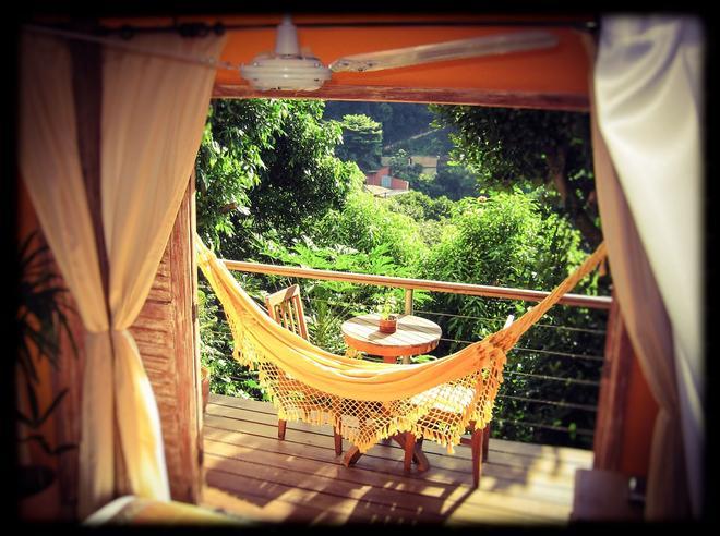 Gavea Tropical Boutique Hotel - Río de Janeiro - Balcón