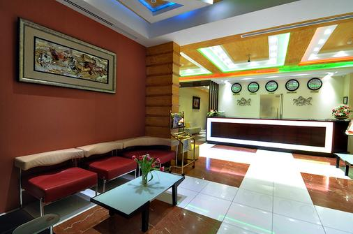 Pride Hotel Apartments - Ντουμπάι - Ρεσεψιόν