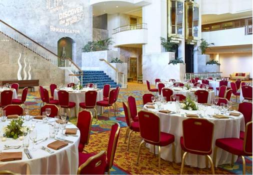 亞特蘭大機場康考斯萬麗酒店 - 亞特蘭大 - 亞特蘭大 - 宴會廳