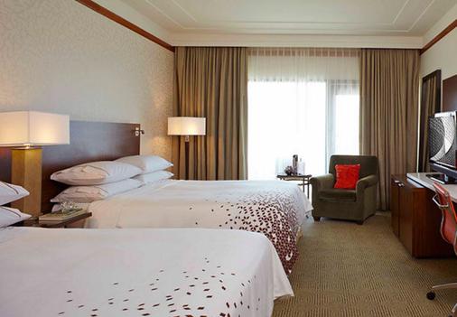 亞特蘭大機場康考斯萬麗酒店 - 亞特蘭大 - 亞特蘭大 - 臥室