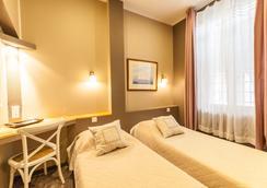 Hôtel La Villa Patricia - Villefranche-sur-Mer - Bedroom
