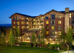 Hotel Terra Jackson Hole - A Noble House Resort - Teton Village - Edificio