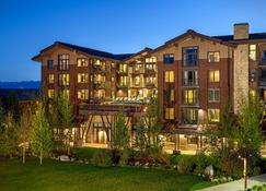 Hotel Terra Jackson Hole, a Noble House Resort - Teton Village - Bâtiment