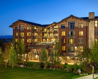 Hotel Terra Jackson Hole, a Noble House Resort - Teton Village - Building