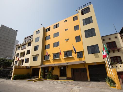 Hotel Nirvana - Lima - Toà nhà