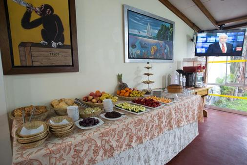 Hotel Nirvana - Lima - Buffet