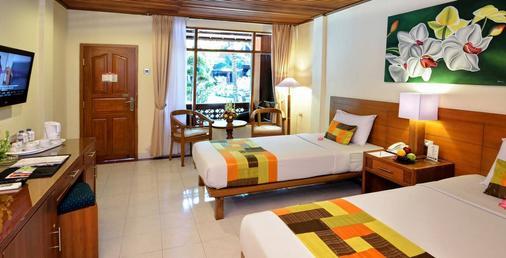 威娜假日別墅酒店 - 庫塔 - 登巴薩 - 臥室