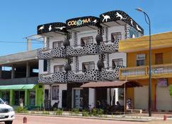 Hotel Coloma Galapagos - Puerto Ayora - Building