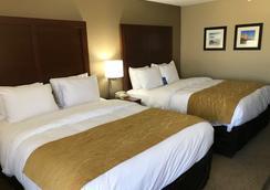 Comfort Inn near Barefoot Landing - North Myrtle Beach - Bedroom