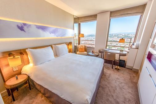 里昂拉迪森 SAS 酒店 - 里昂 - 里昂 - 臥室