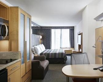 The Jewel, a Club Quarters Hotel, Opposite Rockefeller Center - New York - Bedroom