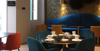 Hotel Verlaine - קאן - מסעדה