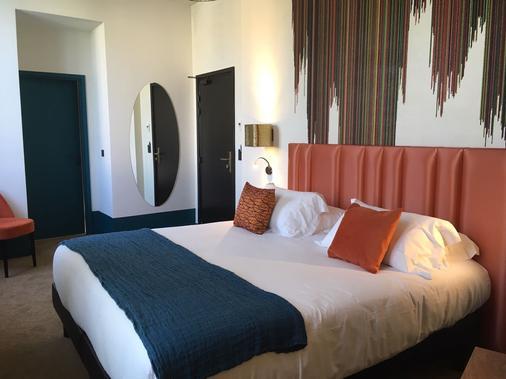 Hotel Verlaine - Cannes - Bedroom