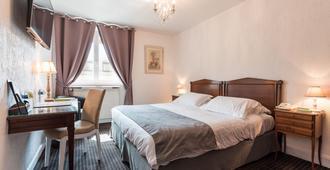 Ruc Hôtel Cannes - קאן - חדר שינה