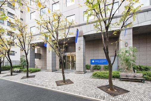 Hotel Mystays Premier Omori - Tokyo - Building