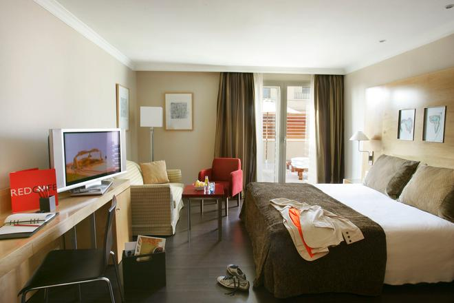 米德莫斯特酒店 - 巴塞隆拿 - 巴塞隆納 - 臥室