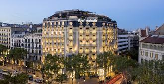 巴塞羅那 GL 莫伽斯提克酒店&溫泉 - 巴塞隆拿 - 巴塞羅那 - 建築