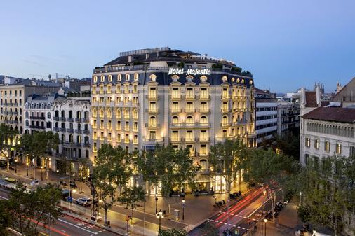 Majestic Hotel & Spa Barcelona - Barcelona - Edifício