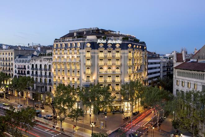 Hotel & Spa Majestic Barcelona - Barcelona - Edificio