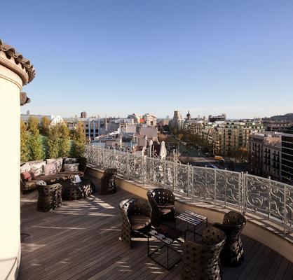 Hotel & Spa Majestic Barcelona - Barcelona - Balcón