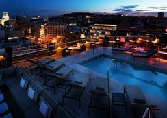 Hotel & Spa Majestic Barcelona - Barcelona - Piscina