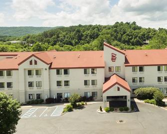 Red Roof Inn Roanoke - Troutville - Troutville - Building