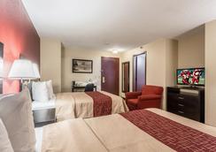 Red Roof Inn St Petersburg - Clearwater/Airport - Clearwater - Bedroom