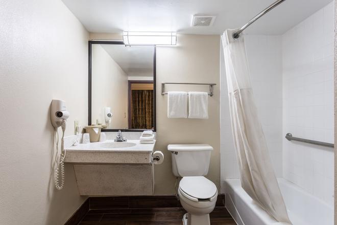 Red Roof Inn St Petersburg - Clearwater/Airport - Clearwater - Bathroom