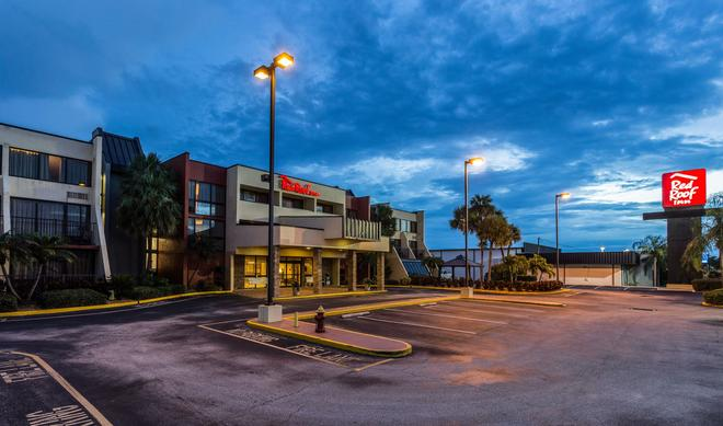 Red Roof Inn St Petersburg - Clearwater/Airport - Clearwater - Building