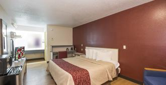 Red Roof Inn Atlanta-Norcross - Norcross - Bedroom