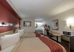 Red Roof Inn Tallahassee - University - Tallahassee - Bedroom