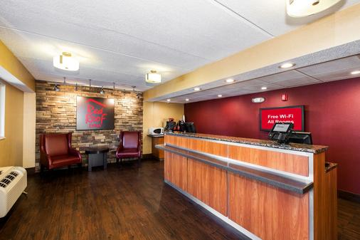 Red Roof Inn Tallahassee - University - Tallahassee - Front desk