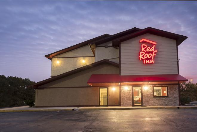 Red Roof Inn Jacksonville - Cruise Port - Jacksonville - Gebäude