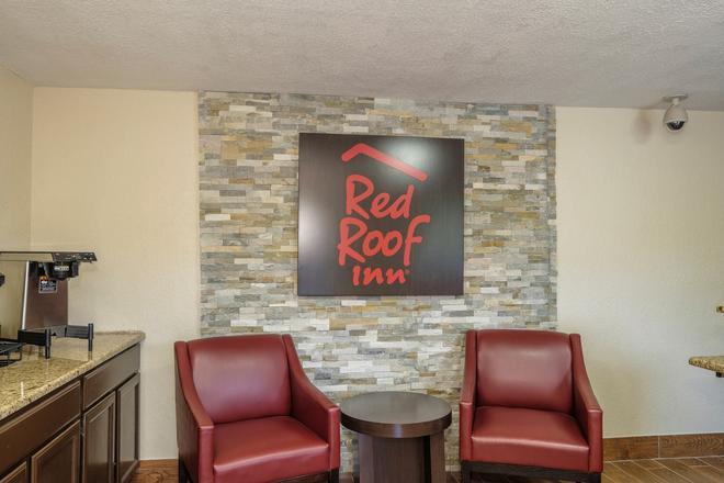 Red Roof Inn Jacksonville - Cruise Port - Jacksonville - Lobby