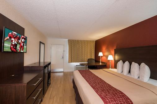 Red Roof Inn Orlando South - Florida Mall - Orlando - Bedroom