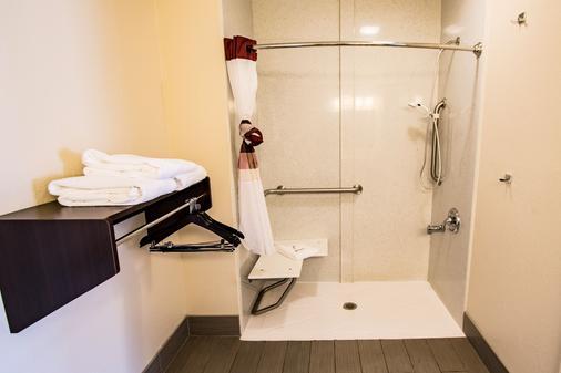 Red Roof Inn Helen - Helen - Bathroom